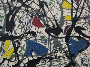 Summertime, Jackson Pollock, Londres