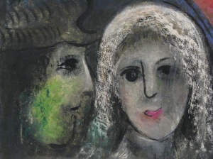 Chagall musée Luxembourg 2013