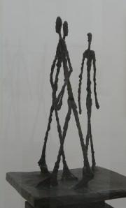 Giacometti - hommes