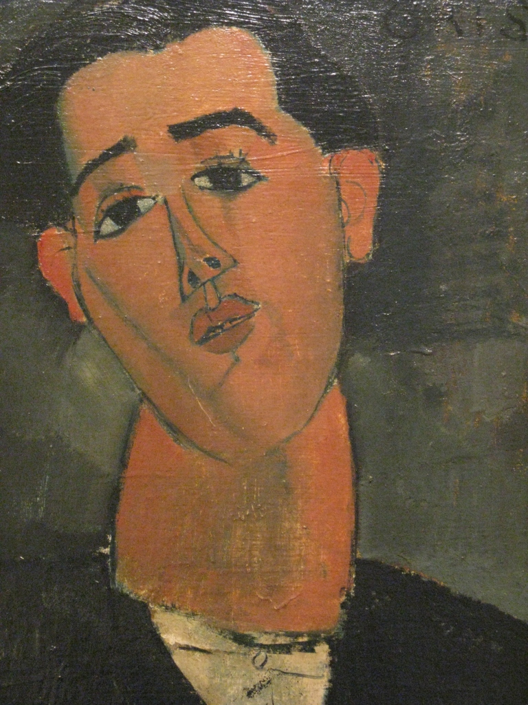 Modigliani - MET New York